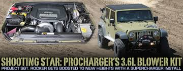 more power jeep jk procharger supercharger install procharger 1 edited 1