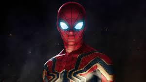 spiderman avengers infinity war suit