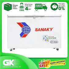 TRẢ GÓP 0% - Tủ Đông Sanaky VH-2899A3 (240L) công nghệ Inverter 1 ngăn 2  cánh