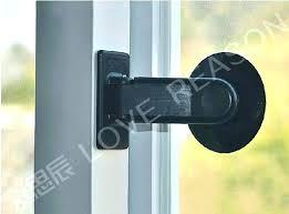 refrigerator door latch child proof door latch sliding door locks child proof child safety lock sliding refrigerator door