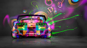 (please give us the link of the same wallpaper on this site so we can delete the repost) mlw app feedback there is no problem. 572681 1920x1080 Super Car Tony Kokhan Colorful Toyota Supra Jdm Wallpaper Jpg 593 Kb Mocah Hd Wallpapers