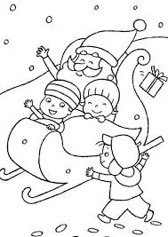 Small Picture Santa Claus Coloring Pages For Kids Christmas Coloring pages of