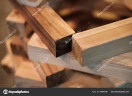 Wooden Bricks Game Wooden Bricks Game Funny Education Stock Photo © topbionova 48