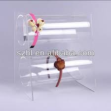 Headband Display Stand Clear 100 Tiers Acrylic Headband Display Stand Buy Acrylic 2