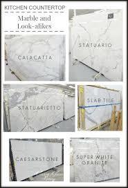 kitchen countertops marble a quartz countertops that look like carrara marble on white quartz countertops