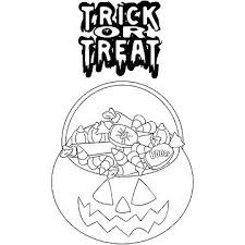 Small Picture Fun Free Halloween Coloring Pages