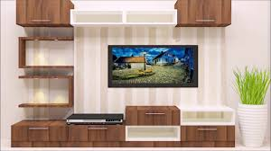 Small Picture TV Unit Cabinet Designs for Livng Room Online in India YouTube