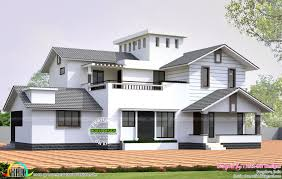 House plan by Arch-INT Designs, Bangalore