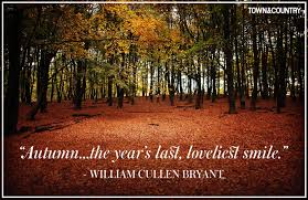 Best Quotes About Autumn