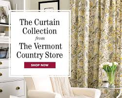 the curtain collection at the vermont country
