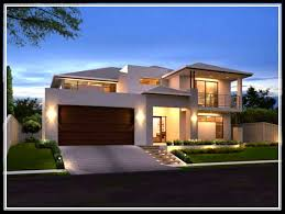 exterior exterior. The two story home Exterior design ...