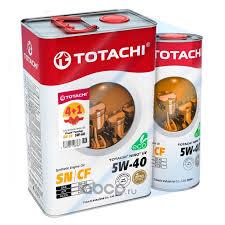 <b>TOTACHI</b> A4589904523540 <b>Масло моторное TOTACHI</b> NIRO LV ...