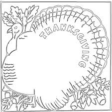 Thanksgiving Coloring Pages Thanksgiving Card Coloring