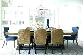 chandelier height over dining table of medium image for room with pass through to kitchen how