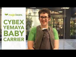 Cybex Yema Baby Carrier | Reviews | Ratings | Prices | Magic Beans ...