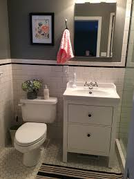 ikea bathroom remodel. Ikea Hemnes Bathroom Vanity Remodel Pinterest Along With Gorgeous Cabinet (Gallery