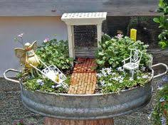 ... Pleasant Fairy Garden Containers Container Ideas The Gardens ...