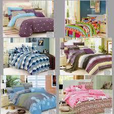 easy comfort 3in1 random design bed sheet double size 48