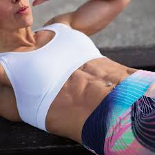 shows that high intensity interval hiit workouts may be more effective than traditional cardio at getting rid of stubborn abdominal body fat