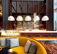Hospitality Interior Design Fascinating Hotel ICON In Hong Kong