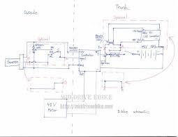 Middrive vs hub motor electric bike conversion kit brushless schematic 48v wiring diagram full