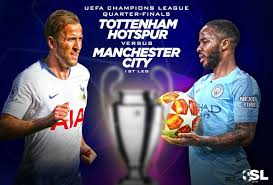 Mate, can we please be given ucl highlights show? Uefa Champions League Starting Xi Tottenham Hotspur Vs Manchester