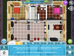 sims freeplay house plans luxury sims freeplay floor plans