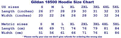 Gildan 18500 Size Chart Amelias Iconic Lighthouse Gildan Hooded Sweatshirt Amelia