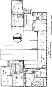 second third floor plans