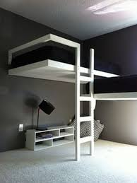 cool beds for adults. Surprising Cool Bunk Beds For Boys Adults White