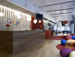 image of google office. If (like Us!) Your Idea Of A Fantastic Workspace Is To Have Slide In The Middle Room, Games Room For Brainstorming, An Aquarium With Bath As Image Google Office E