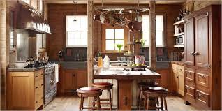 Rustic Kitchen Remodel Creative Design Simple Inspiration Design