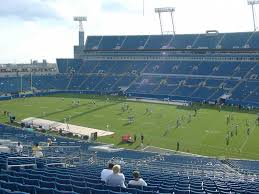 Tiaa Bank Field View From Middle Level 232 Vivid Seats