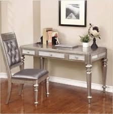 mirrored office furniture. writing desk stand best glam mirrored office vanity table bedroom furniture new