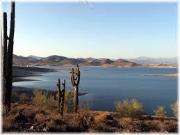 Lake Pleasant Water Level Chart Living Near Phoenix Az Lakes Water Enthusiasts Love Lake
