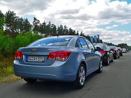 Road test: Chevrolet Cruze LS 2.0D 125 hp - image 2 | Auto Types