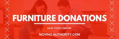 furniture donation ma