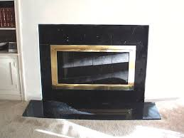 black marble fireplace surround apartments inside decorations 10