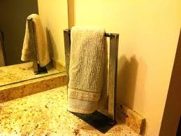 countertop towel stand. Countertop Towel Holder Stand Paper With Shelf . W