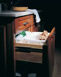 Kitchen Waste Bin Door Mounted Legacy Accessories