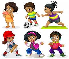 Kids <b>Hopping</b> Images | Free Vectors, Stock Photos & PSD