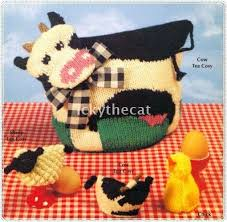 Check spelling or type a new query. Pdf Digital Download Vintage Knitting Pattern Cow Tea Cozy Cosy Cow Chick Sheep Animal Egg