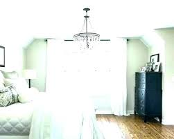 master bedroom chandelier height chandeliers for modern bedro