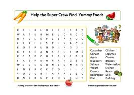Small Picture Fun Healthy Activities for Kids SuperKids Nutrition SuperKids