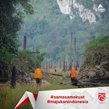 @rickmulia is in jakarta and has some good news: Eiger Auf Twitter Eiger Menjadi Paham Betul Akan Karakteristik Hutan Hujan Tropis Serta Yang Paling Berharga Adalah Inspirasi Yang Didapatkan Untuk Perkembangan Desain Produk Yang Diadaptasi Dari Perkakas Tradisional Masyarakat Di Sana