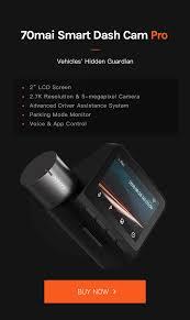 <b>70mai</b> Smart <b>Dash Cam</b> Pro – <b>70mai</b>