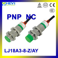 switching adapter v v picture more detailed picture about 5pcs lot lj18a3 8 z ay pnp 3 wire nc capacitive