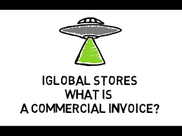 What Is A Commercial Invoice? - Youtube