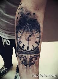 значение тату время часы смысл история рисунка фото примеры эскизы