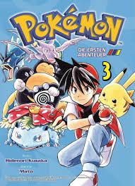 Manga | Pokémon - Die ersten Abenteuer 3